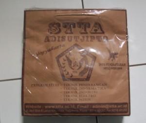 Paper Bag STTA Adisutjipto Yogyakarta