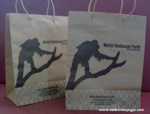 Tas Kertas Murah Kutai National Park Kalimantan Timur