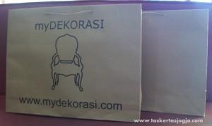 Tas Kertas Murah My Dekorasi Jakarta