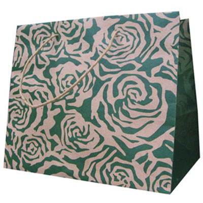 tas kertas hijau 65