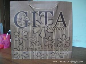 Tas Kertas Murah Gita Boutique