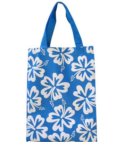 tas furing 06 bunga biru